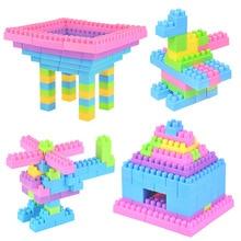Взрывные Модели крупные частицы строительные блоки детские строительные блоки детский сад раннее образование головоломка