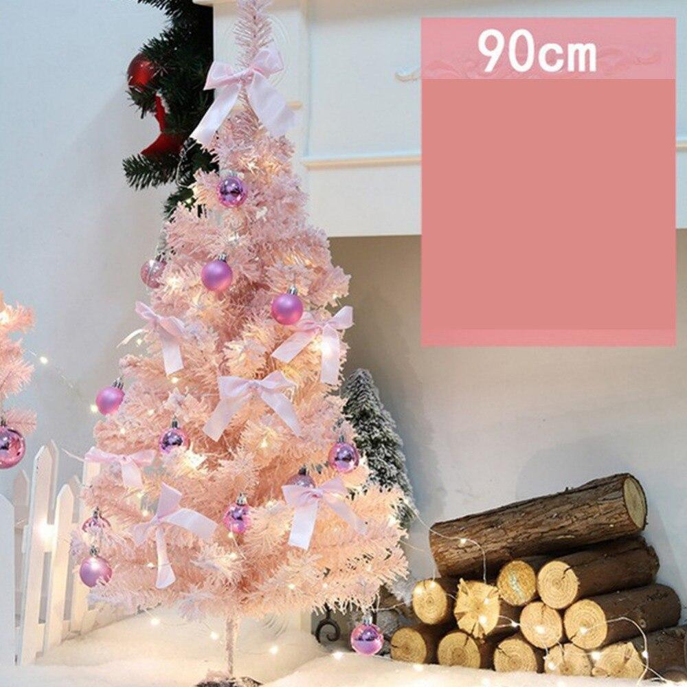 Pink Artificial Christmas Trees: Aliexpress.com : Buy 90cm Pink Christmas Tree Artificial