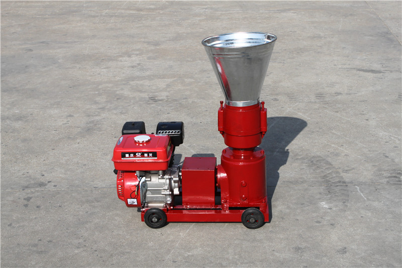 Manual KL150A Gasoline Engine Pellet Mill / Wood Pellet Machine / Feed Pellet Mill