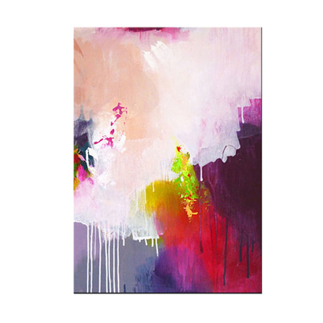 100% Handmade Modern Simple Colorful Abstract oil Painting on Canvas art for Decoration houseNo Frame100% Handmade Modern Simple Colorful Abstract oil Painting on Canvas art for Decoration houseNo Frame
