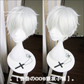 Top Quality ! Fahion Style Snow White With The Red Hair Zen Wistalia Cosplay Wig Akagami no Shirayukihime Wigs + Free Wig Cap