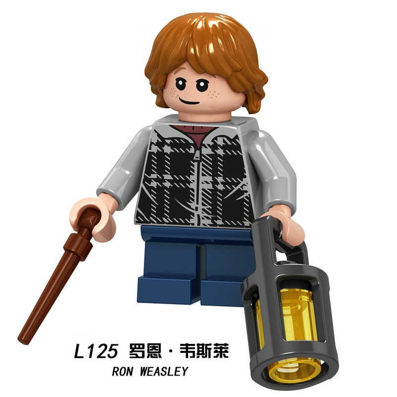 action Figures Building Blocks Harry Potter Wood Queenie Goldstein Tina Ninjagoed Collection Bricks Toys For Children L122-129