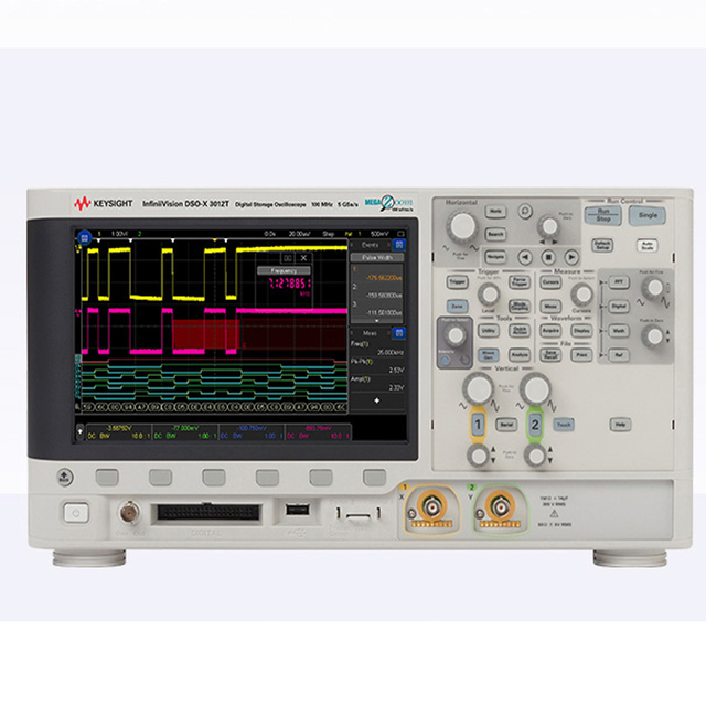 Flash Promo Keysight DSOX3034T Digital Storage Oscilloscope 4-Channel 350MHz Bandwidth High Performance Touch Screen