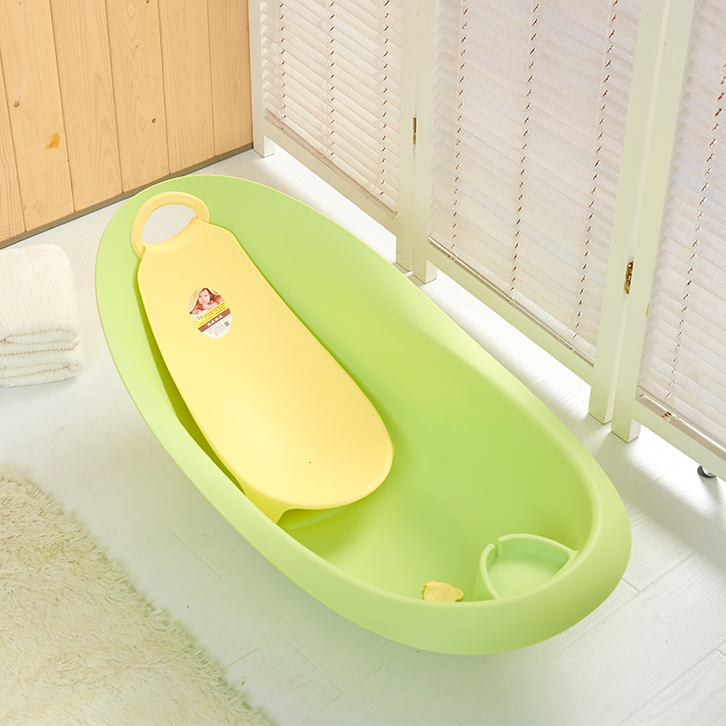 Large Baby Bath Tubs Plastic Bathtub Environmental Water Scoop ...