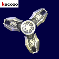 EDC Hand Spinner Rotation Time Long Anti Stress Toys Child Gift Creative Newest Fidget Spinner High