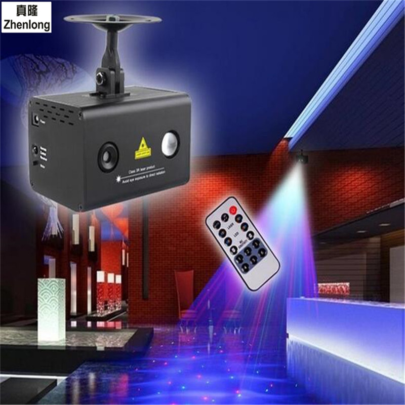 532nm Green/650nm Red Laser Water Pattern Gypsophila Laser Light Stage Lighting Scanner DJ Party KTV Show Projector Equipment
