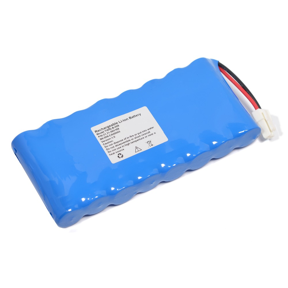 5200mAh New Electrocardiogram machine battery for EDAN M3 M3B M3A TWSLB-008 HYLB-1049 HYLB-1264 replacement for vital signs monitor medical twslb 008 hylb 1049 m3 ecg machines battery