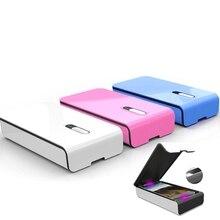 Многофункциональный Арома ультрафиолетовая дезинфекция один слой для мобильного телефона и нижнего белья зарядки УФ-стерилизатор