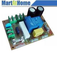 Free Shipping 220V 240V Diy Amp Start Soft Starting Switch Circuit Full Kit For 0.3~2KW Power Amplifier #BV211 @CF