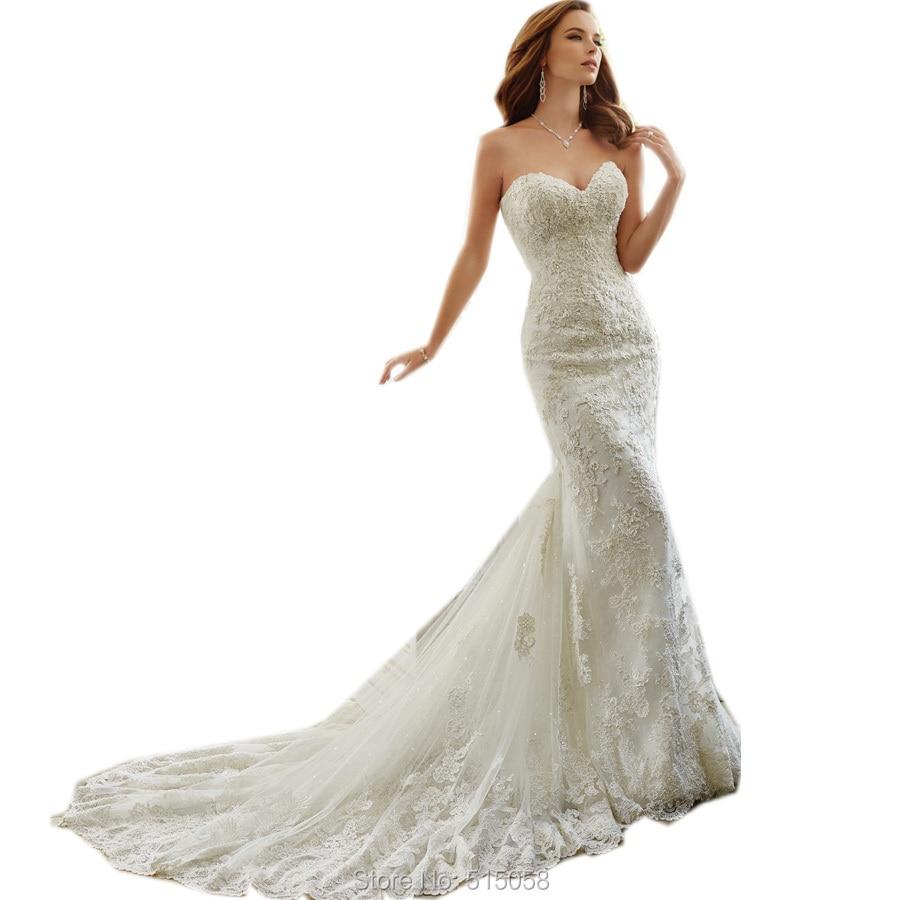 Lace Mermaid Wedding Dress 2017 Lebanon Designer Bridal f6c838d11661
