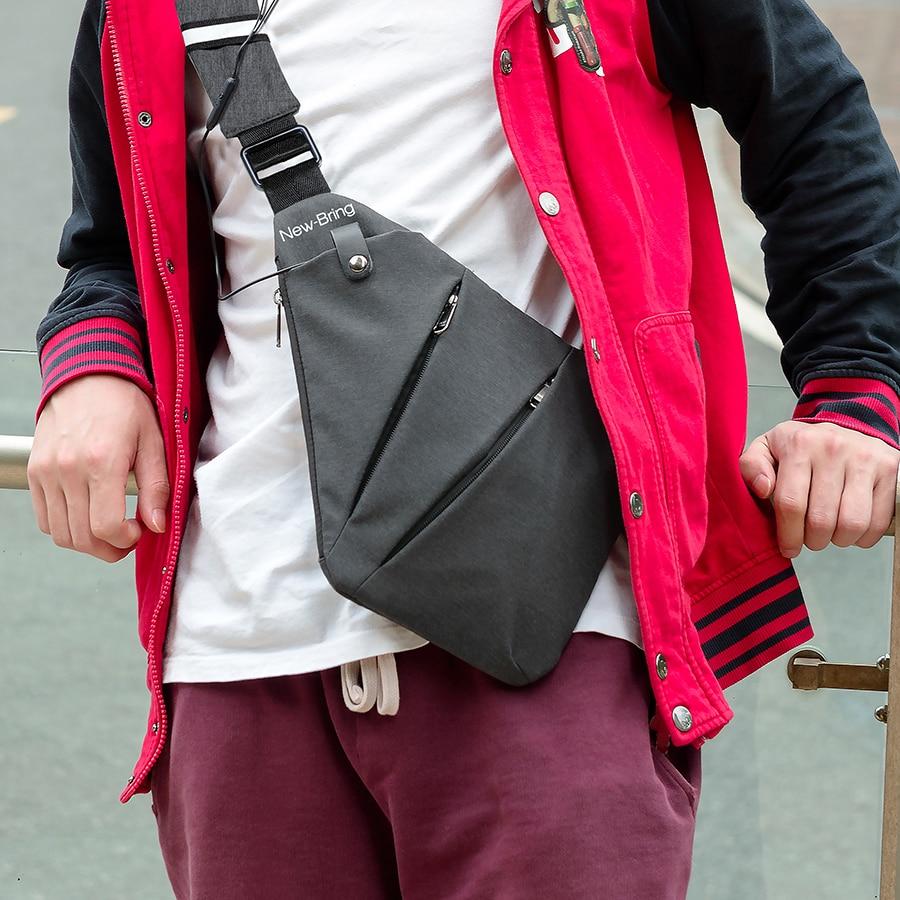 NewBring Compact Τσάντες Θάλαμοι Αντι κλοπής - Τσάντες - Φωτογραφία 5