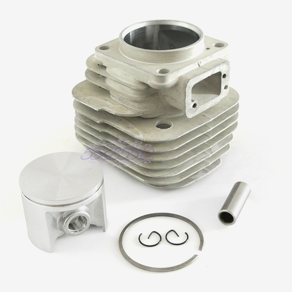 NEW 50MM CYLINDER & PISTON KIT FIT HUSQVARNA CHAINSAW 268 268XP 268K # 503611071 38mm cylinder piston crank case housing bearing kit fit husqvarna 137 142 new
