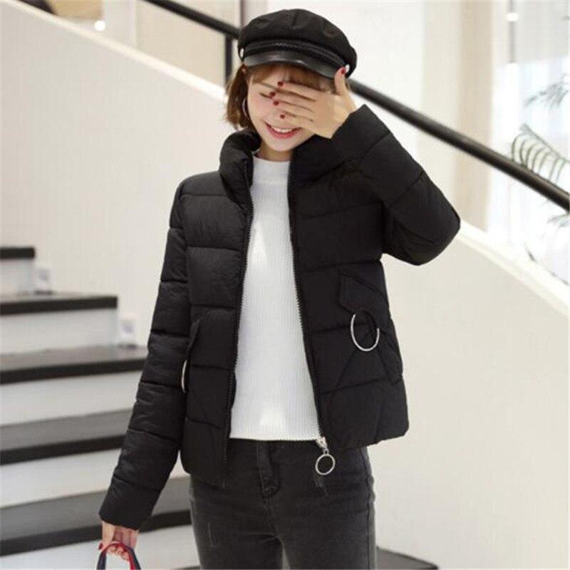 Le Sauvage Veste Et Court 2018 Femmes Vers D'hiver Manteau Coton Bas Nouveau Automne De 1U4wP6