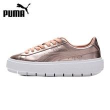 Original New Arrival 2018 PUMA Women's Classic Skateboarding Shoes