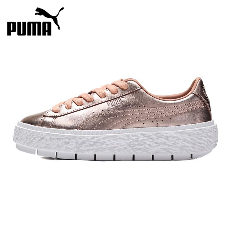 Original New Arrival 2018 PUMA Women's Classic Skateboarding Shoes Sneakers