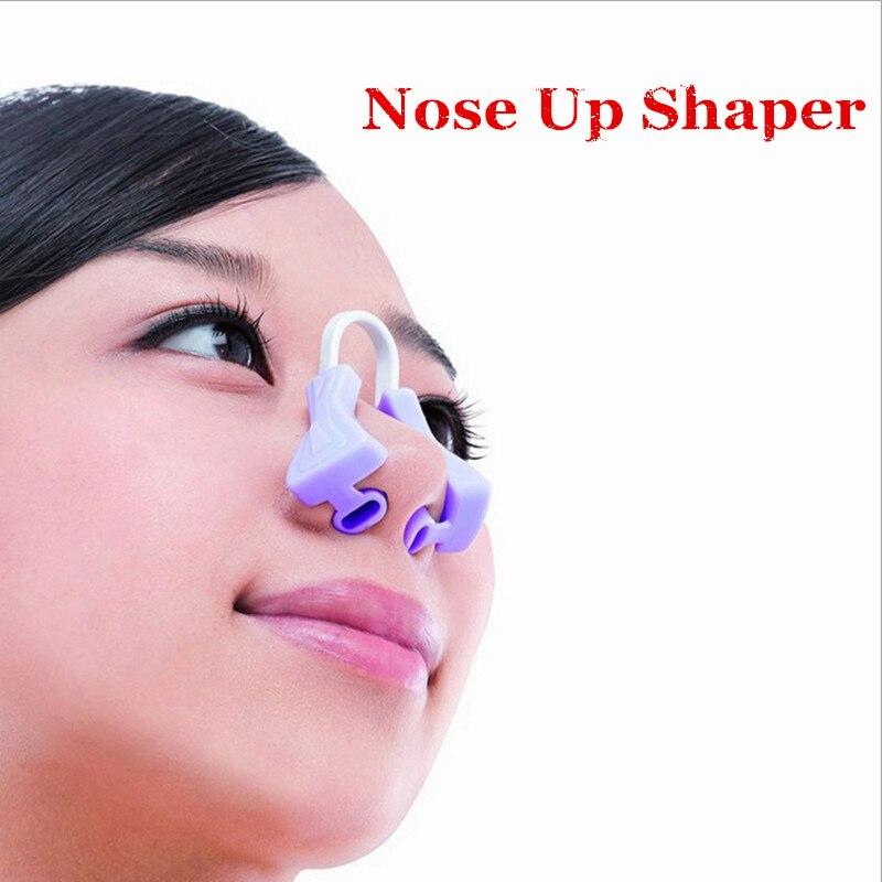 1 шт. НОВЫЙ корректор для красивого формирования носа клипса для стрижки моста выпрямления лифтинга носа корректор макияж инструмент для ух...