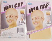 40 pcs NEW Fishnet Wig Cap Stretchable Elastic Hair Net Snood Wig Cap Hairnet Hair Mesh недорого