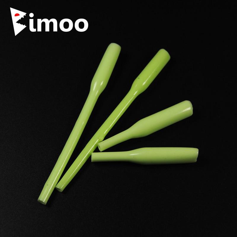 5cm 100pcs Lumo Sleeves Attract fish /& save rod tips.