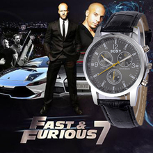 2017 New Fashion Quartz Watches Men Hot Sell Luxury Brand Geneva Watch High Quality Top Designer Military Men Geneva Watches