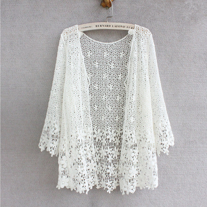 cardigan renda Picture - More Detailed Picture about Qbale ...