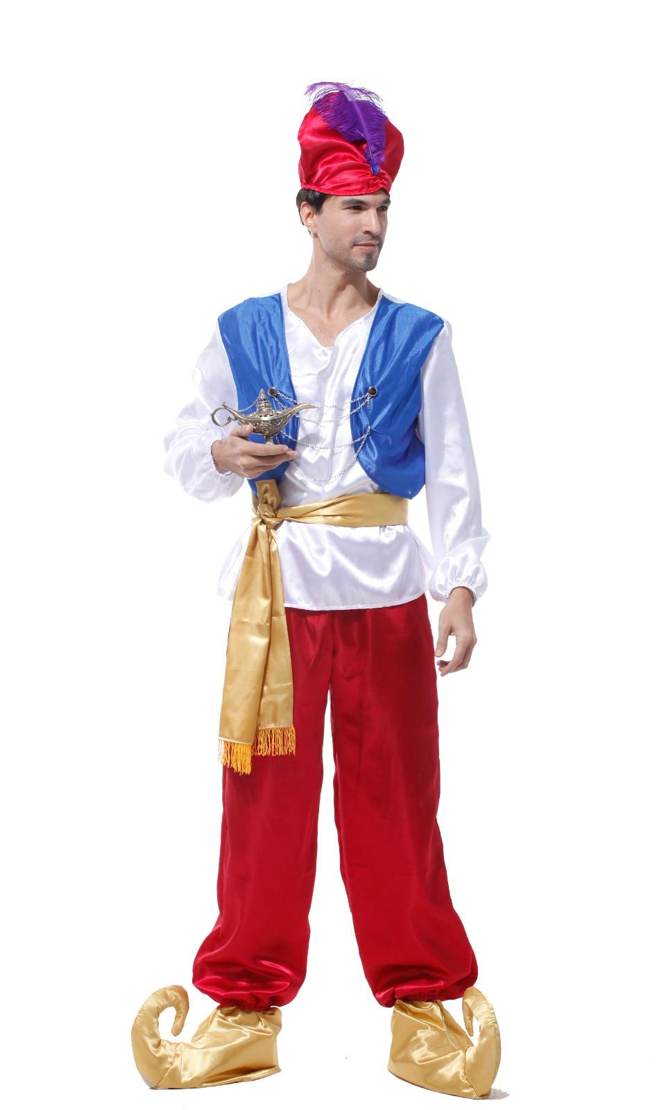 Halloween Cosplay Partei Arabischen Kleidung Karneval Urlaub Lampe ...