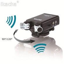 BOYA BY-SM80 Stéréo Vidéo Microphone avec Pare-Brise pour Canon pour Nikon pour Sony DSLR Caméra Microphone Caméscope