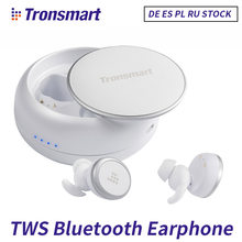 Tronsmart TWS Dual Wireless Earphones Bluetooth 5.0 Headset Sports Eurbuds IPX5 with Mic for iPhone Xiaomi Android Phone(China)
