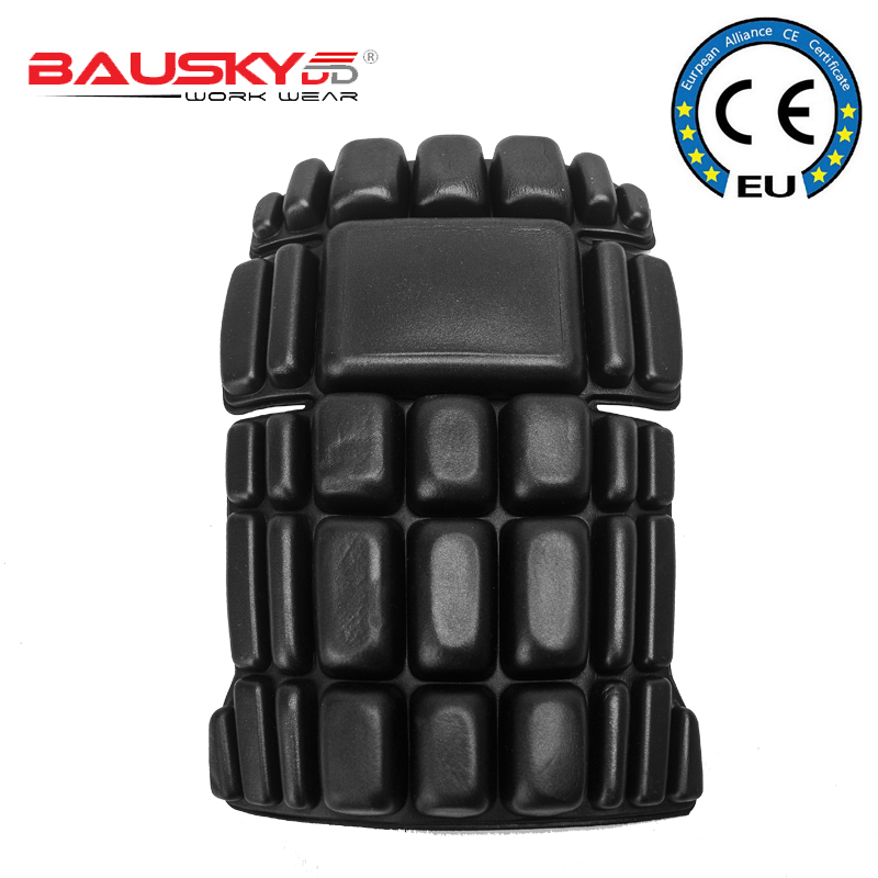 Bauskydd CE Eva knee pads for work kneelet for work pants  genouillere knee protection detachable removable knee pads kneepads scoyco motorcycle riding knee protector extreme sports knee pads bycle cycling bike racing tactal skate protective ear