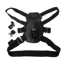 Dog Harness Back Chest Strap Elastic Band Belt Mount Adjustable Outdoor Walking Surfing for GoPro