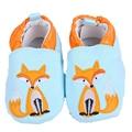 Детская обувь весна ребенок учится ходить Lovely baby fox противоскользящие хоккейные обувь Первые Ходоки LM001