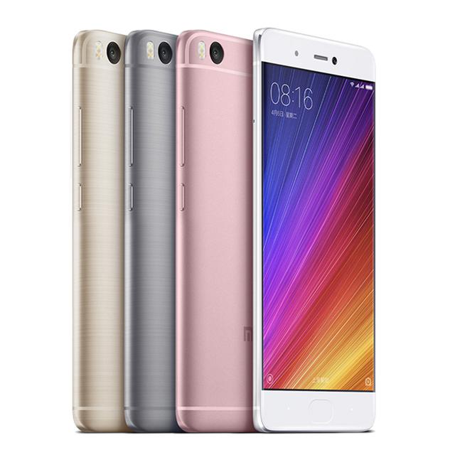 Original Xiaomi Mi5S Mi 5S Prime 4GB RAM 128GB ROM Mobile Phone Snapdragon 821 Quad Core 5.15 Inch FHD Ultrasonic Fingerprint ID