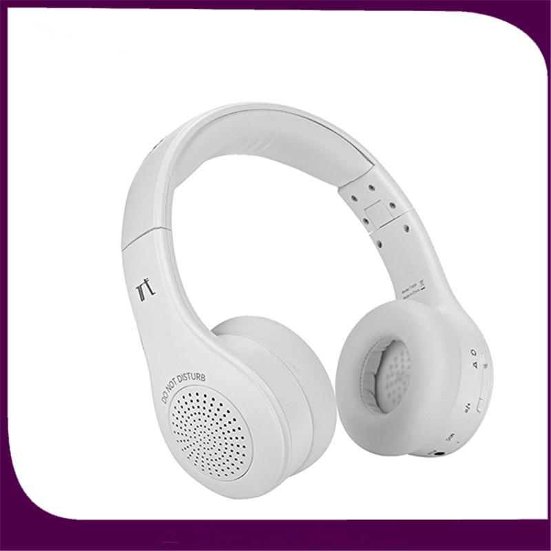ФОТО Promotion Wholesale Fashion Over The Ear  Microphones Dynamic Stereo Headphones Music Sound Magnetic With Speaker