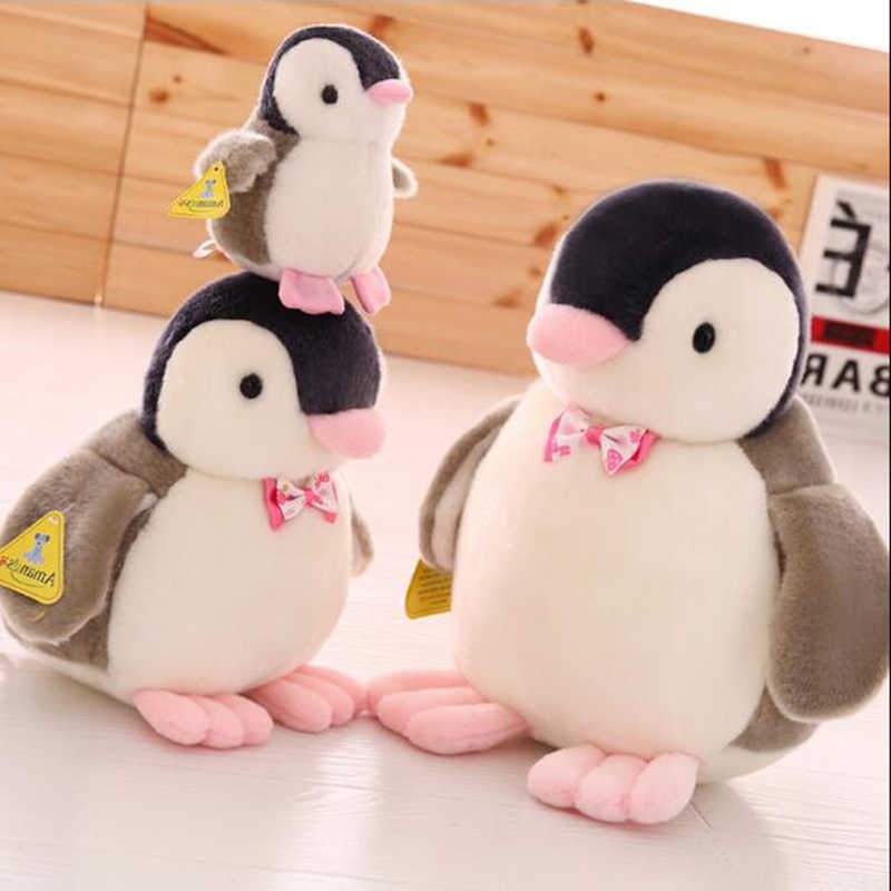 Detail Feedback Questions About Super Cute Penguin Plush Toy Cartoon