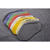 Motorcycle Motocross Motor Moto Rubber Decals Tankpad Tank Pad Protector Stickers For Honda CBR 600 RR CBR600RR CBR 600RR