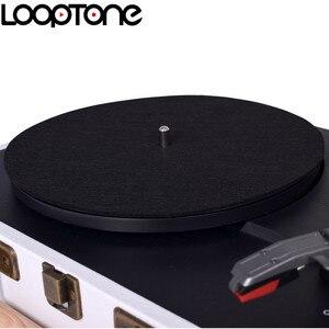 Image 5 - LoopTone alfombrilla de fieltro antiestática para tocadiscos, diseñada para una calidad de sonido clara y en vivo, Universal para todos los reproductores de discos de vinilo LP