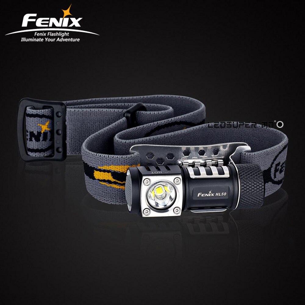 Многофункциональный всепогодный Fenix HL50 365 люменов CREE XM-L2 LED T6 Налобный фонарик