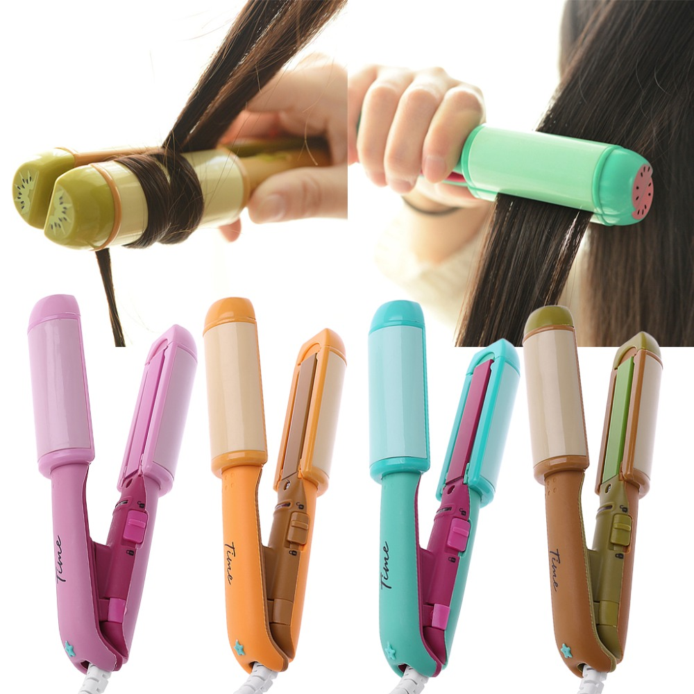 Mini Lovely Magic Creative Hair Strainghtener PTC