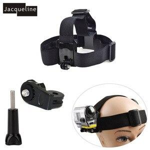 Image 3 - Jacqueline per Kit di Accessori Set per Sony Action Cam HDR AS20 AS200V AS30V AS15 AS100V AZ1 mini FDR X1000V/W 4 k Action cam