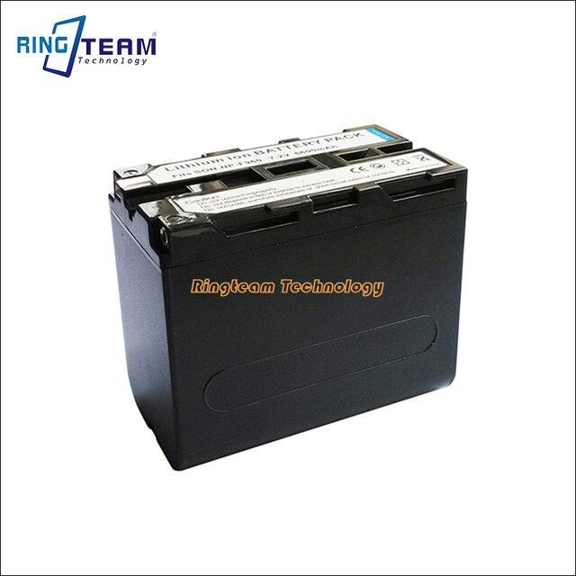 10Pcs NP F970 F960 F950 NP-F970 NP-F960 NP-F950 Camcorder Battery for Sony SC55 SC65 TR3000 TR315 TR3300 TR416 & Lights Lamps