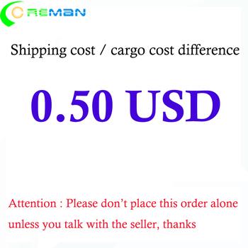 Wyświetlacz led moduł led sterownik led zasilacz itp koszty wysyłki koszt produktu różnica wartość 0 5 USD tanie i dobre opinie Indoor W pełnym kolorze VIDEO COREMAN Pay difference for the shipping and product cost