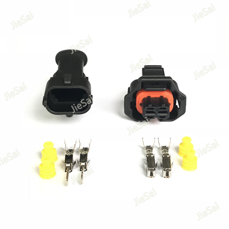 BOSCH COMMON RAIL DIESEL INJECTOR ELECTRICAL CONNECTOR RENAULT