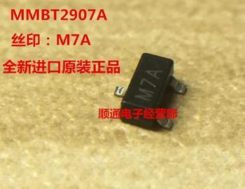 100pcs/lot Transistor MMBT2907A Stamp M7A SOT-23 new original In Stock – купить по цене $1.35 в aliexpress.com | imall.com