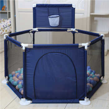 Playpen for Children Playpen Pool Balls Baby Playpen For 0-6 years Ball Pool for Baby Fence Kids Tent Baby Tent Ball Pool - DISCOUNT ITEM  42% OFF All Category