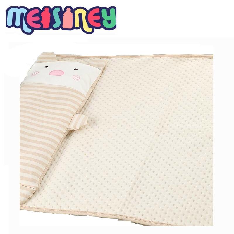 Latem mata ekologiczna z bawełny dla niemowląt, 35 * 45, bawełna - Pieluchy i Trenowanie toalety - Zdjęcie 5
