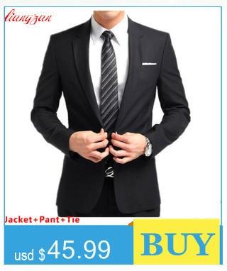 Мужской костюм с блейзером Новое поступление бренд блюдо шелк высокого качества бизнес большой мужской пиджак Slim Fit Блейзер делового костюма F1007