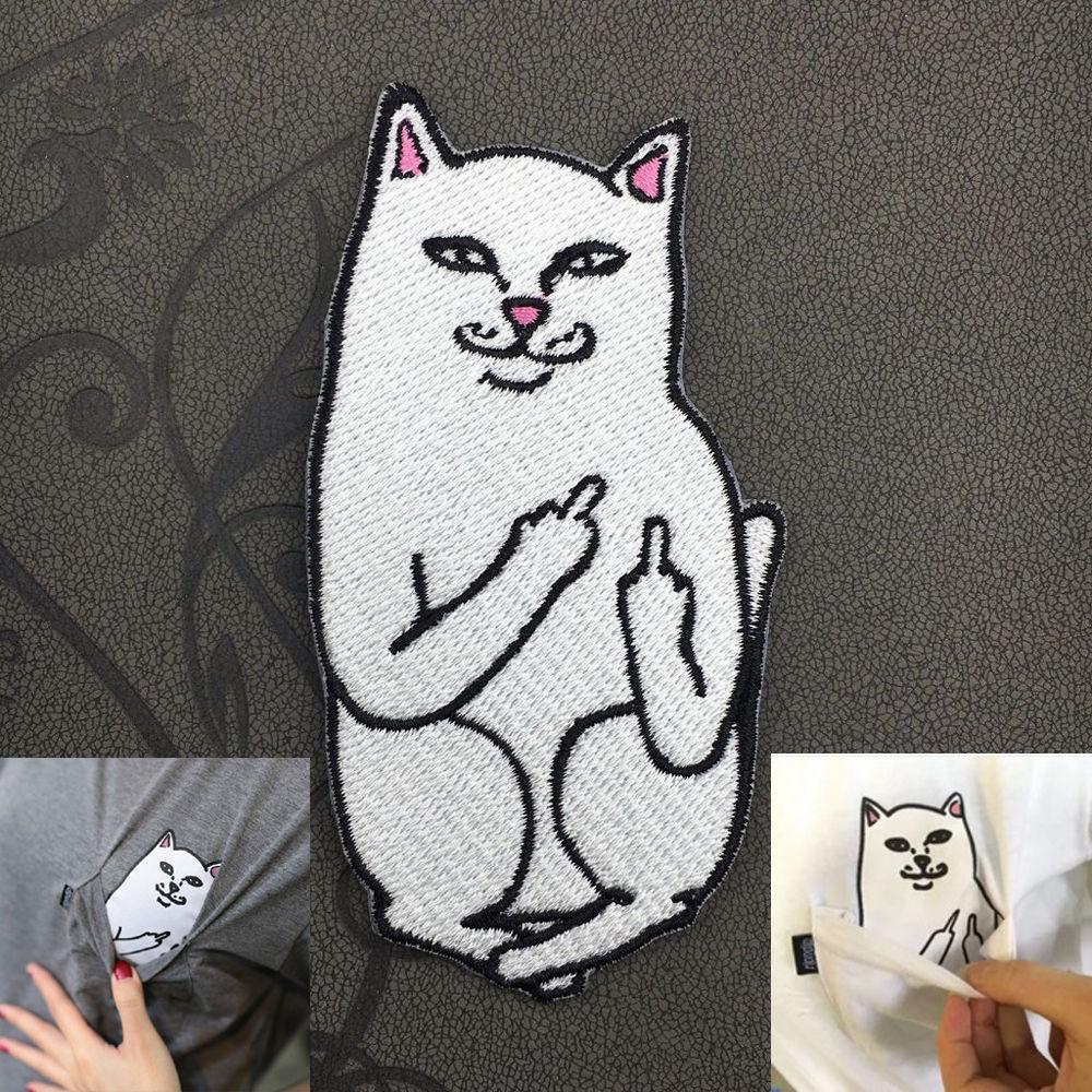 1Pcs Αστεία μέση δάχτυλο στυλό σιδήρου - Τέχνες, βιοτεχνίες και ράψιμο - Φωτογραφία 2