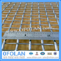 2 Mesh UNS S32750/2507 Super Duplex Stainless Steel Wire Mesh/Cloth,500mm*1000mm Made To Order