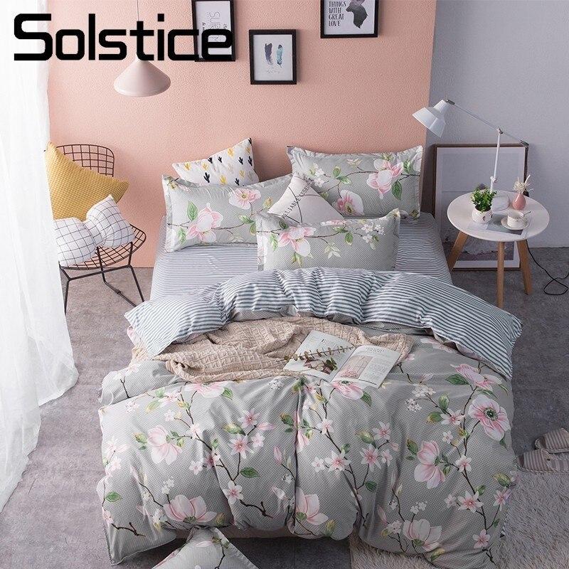 Solstice Textile De Maison Roi Twin Taille Draps Filles Ados Enfants