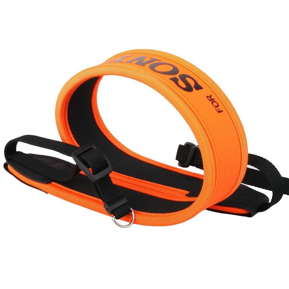 100% New Skidproof Camera Shoulder/Neck Strap for Sony DSLR Camera