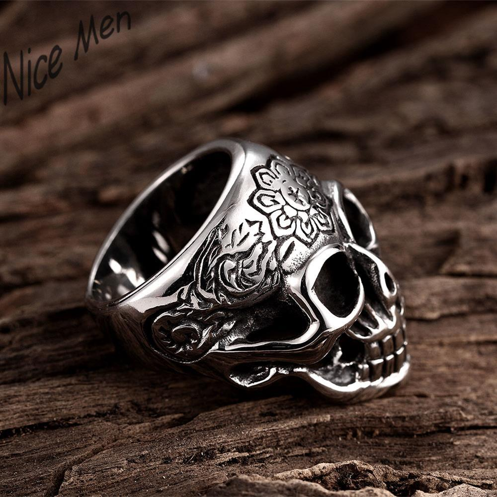wide p fashion plated open size women silver rings hk face